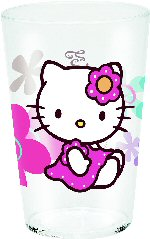 Hello Kitty BambooTumbler 24cl 118139