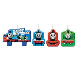 Thomas and Friends Candle Set