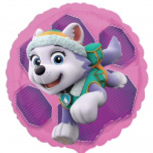 Paw Patrol Pink Skye and Everest Standard Foil Balloon