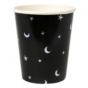 Star and Moon Paper Cups