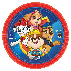 Paw Patrol Party Supplies Paper Plates