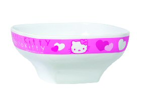 Hello kitty 14cm deep bowl