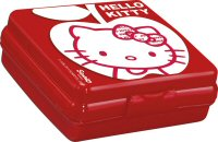 Hello Kitty Apple Snack Container 560cc