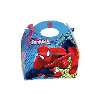 Spiderman party boxes